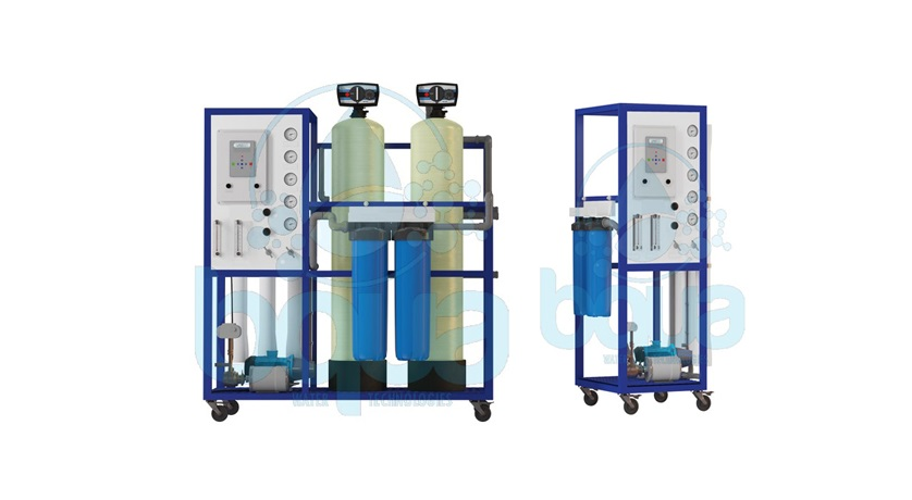 bqua brackish water reverse osmosis light industrial commercial water treatment