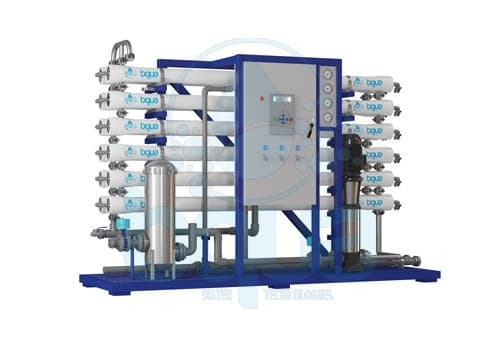 bqua brackish water reverse osmosis water treatment system