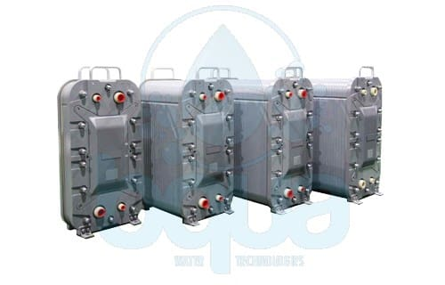 bqua continuous electro deionization CEDI water treatment system