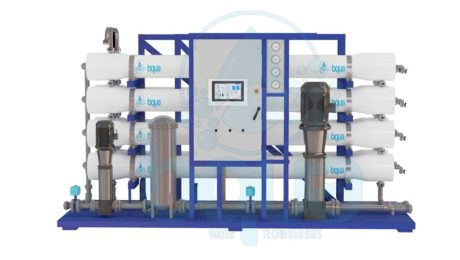 industrial brackish water reverse osmosis system bwro