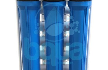 bqua reverse osmosis system for commercial drinking water treatment application